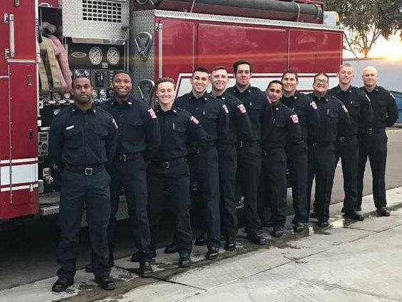 firefighters grad