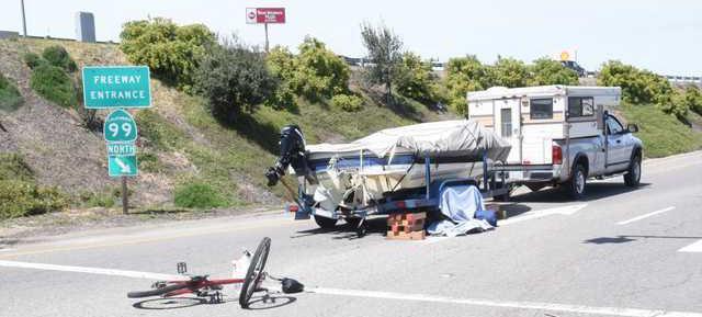 Hwy 99 ramp bike fatal DSC 3475