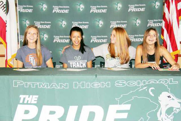 Pitman signings