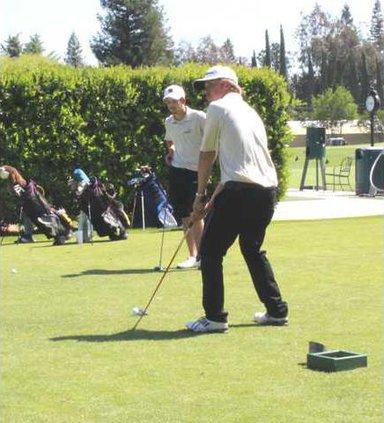 Spurgeon golf pix