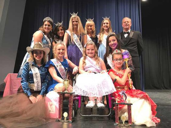 DisAbilities pageant pix