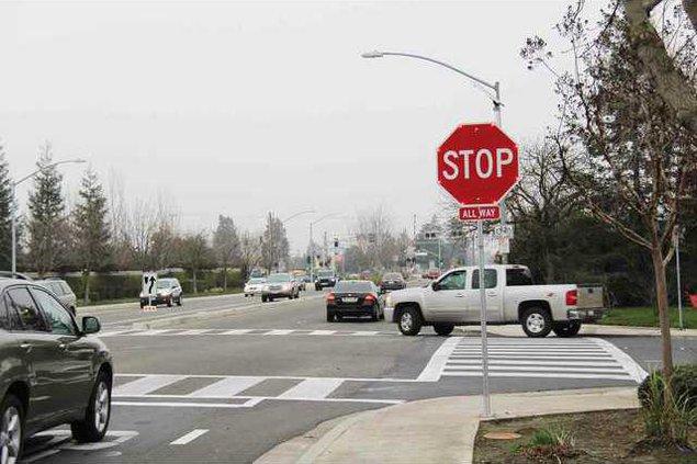4-way stops