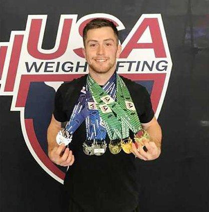 Weightlifting Champion