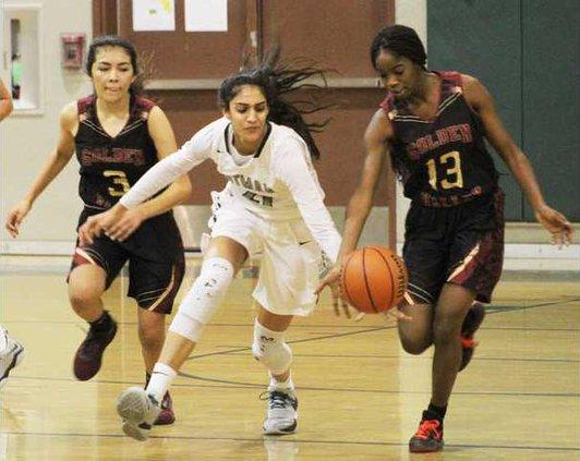 Pitman girls basketball