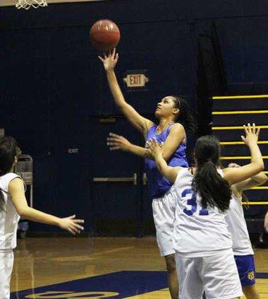 Girls Basket 1