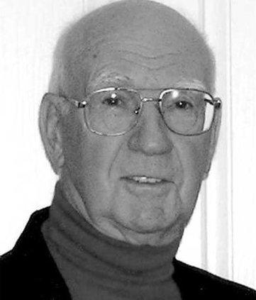 Donald K Rudolph bw
