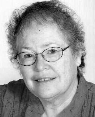 Joan Keck bw