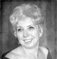 Rosella Lucille Baker bw