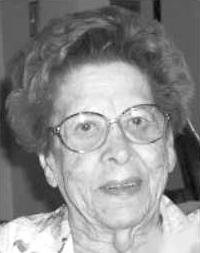 Dorothy Baughman-Fowler bw