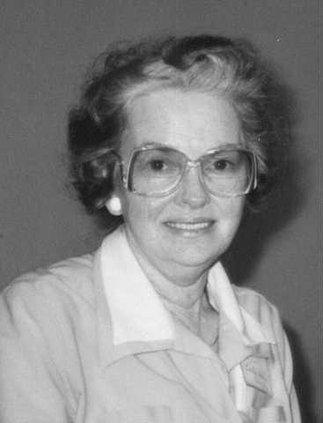 Ester Hinds Brumley BW