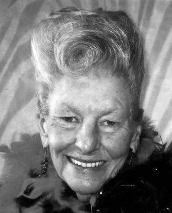 Frances Verniest Hyer bw