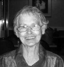 Joanne Earley bw