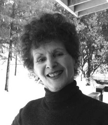Lucille Brockway BW