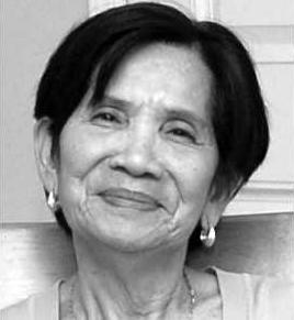 Marciana Gactan  bw