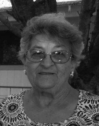 Margaret Hoffman bw
