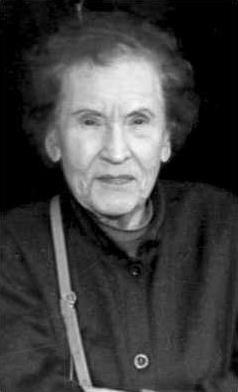 Margie Johnson bw