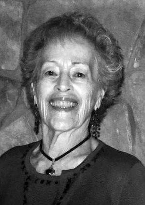Mary Virginia Machado bw