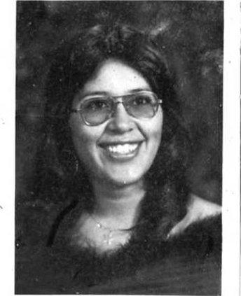 Patricia Lara bw