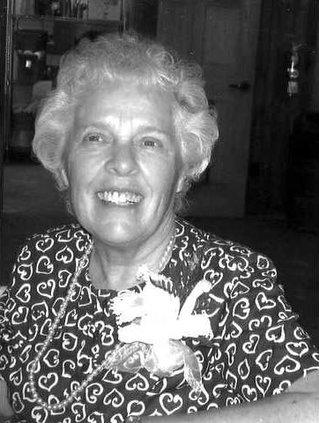 Patricia Mary Fink Coleman Eldridge K