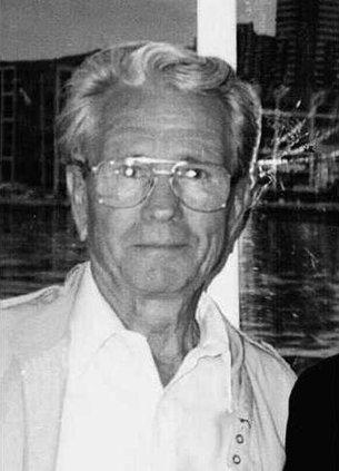 Peter James Gretchen BW