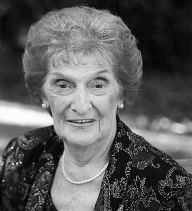 Pierette Therese Wood bw