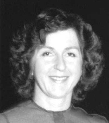 Rae Ann Rudd bw