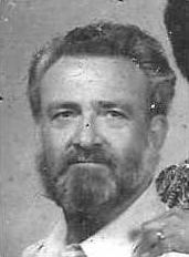 Robert B May bw