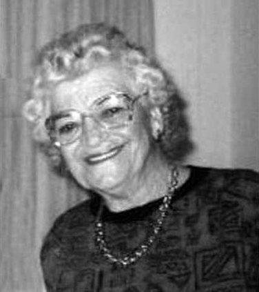 Rose Marie Keeling  BW