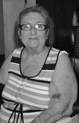 Sandra Ann Morris BW
