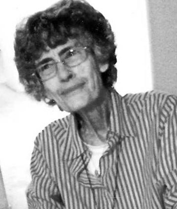 Shirley J Hammerson  BW