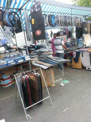 pic stockton flea market