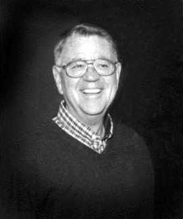 Frank Nelson OBIT PHOTO  bw