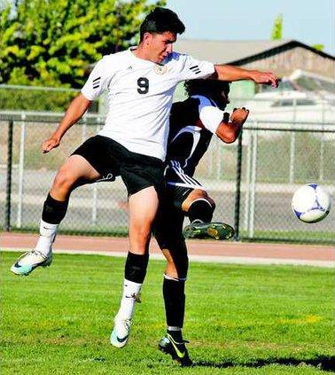 Lathrop soccer file pic