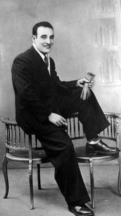 Salvatore Quacinella  bw