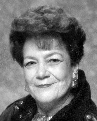 Vilma Moreira Burton  bw