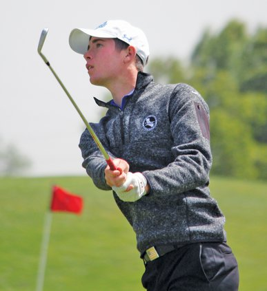 Griggs misses cut for prep state golf event