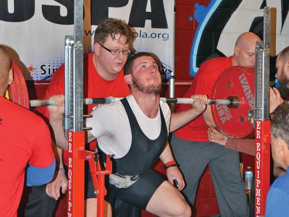 Power Lifting photo