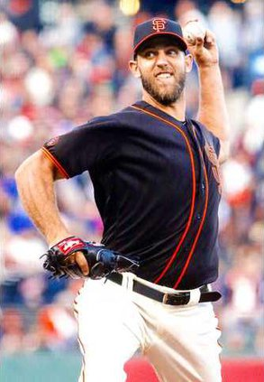 BBN--Giants-Bumgarner file pic