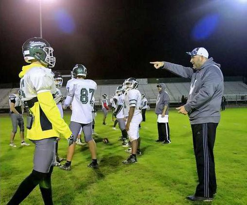 MHS FBALL SECTION PRACTICE1 11-24-16