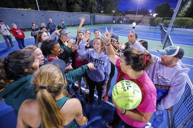 MHS GIRLS TENNIS RIO AMERICANO CHAMPIONSHIP3 11-10-17
