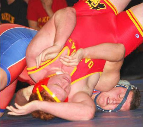WRES--East Union double dual pic 1