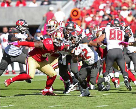niners crop tight to top