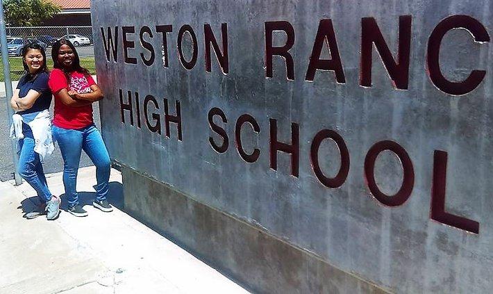 Weston Ranch Grads