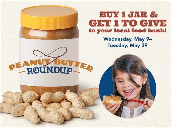 Peanut Butter roundup