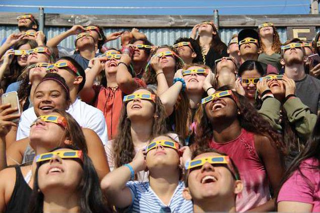 THS eclipse