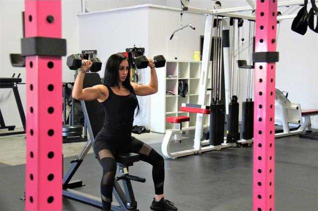 Turlock Gym Lifts Womens Fitness To New Heights Turlock Journal