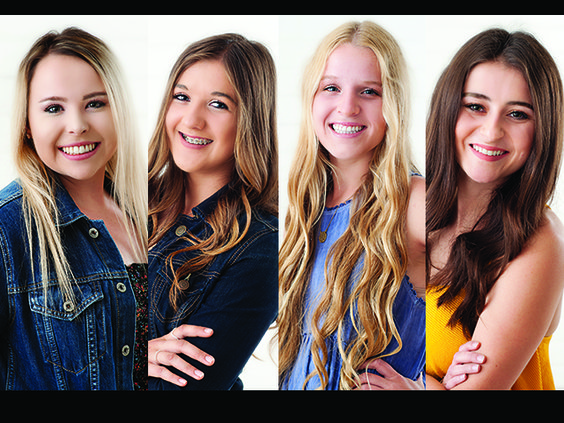 dairy princess candidates 2018