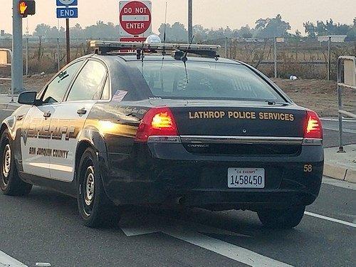 Lathrop Police