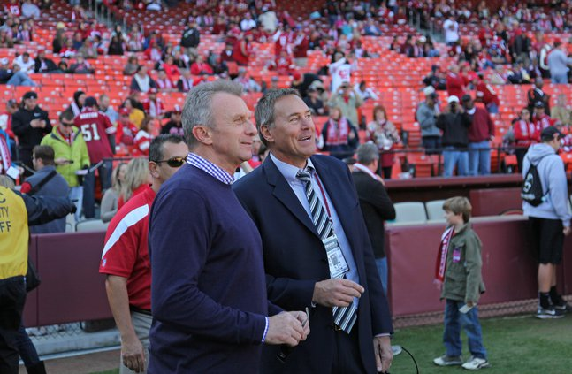 49ers great Dwight Clark dead at 61