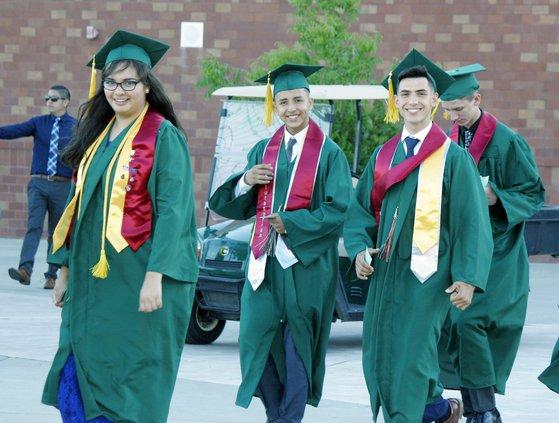 CVHS grads